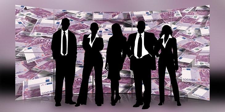 אנשים עסקים