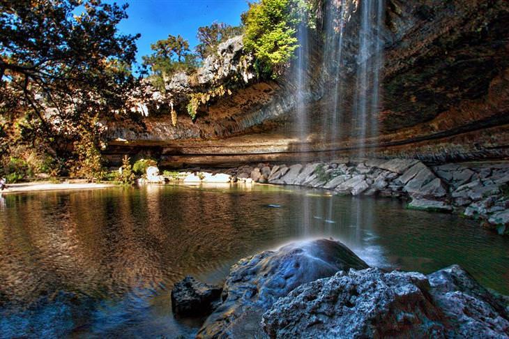 תמונות של אתרי טבע מהעולם
