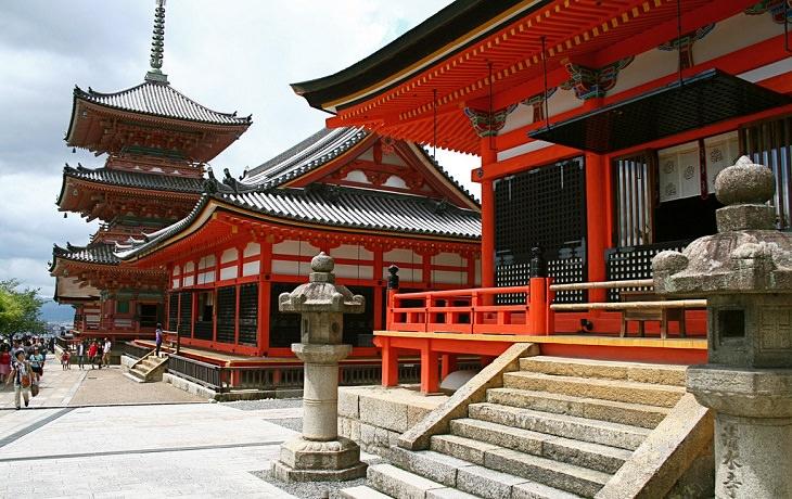 מקדשים יפים באסיה