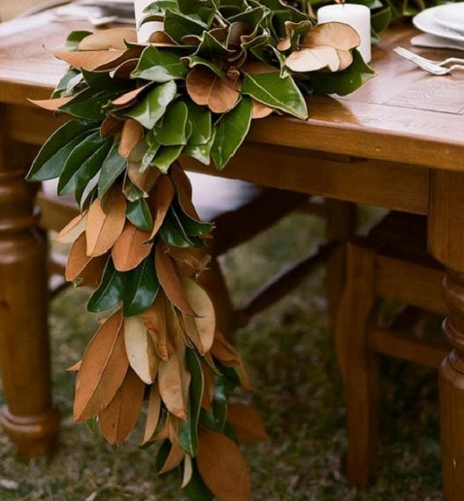 14 דרכים לקשט את שולחן החג בזול