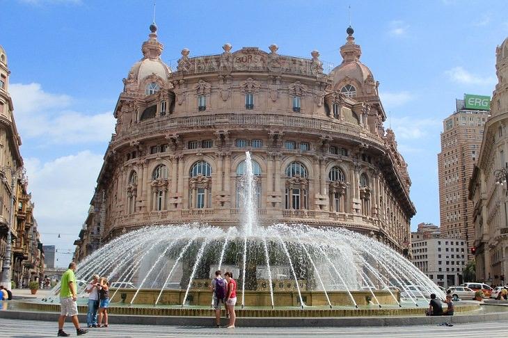 ערים מיוחדות באירופה