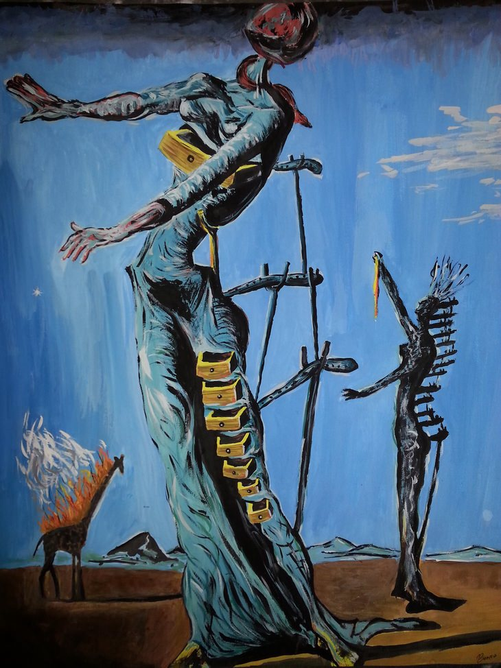 ציורים של סלבדור דאלי