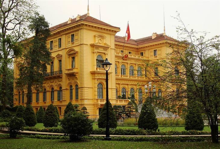 ארמון הנשיאות של ויאטנם