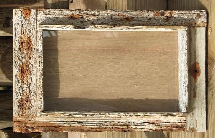 מסגרת עץ