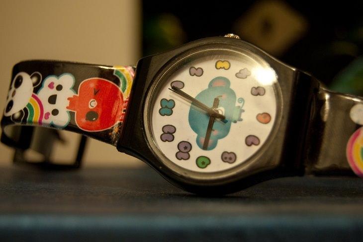 שעון מעוצב לילדים