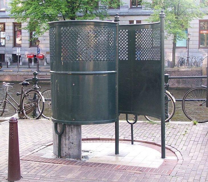 שירותים ציבוריים באמסטרדם