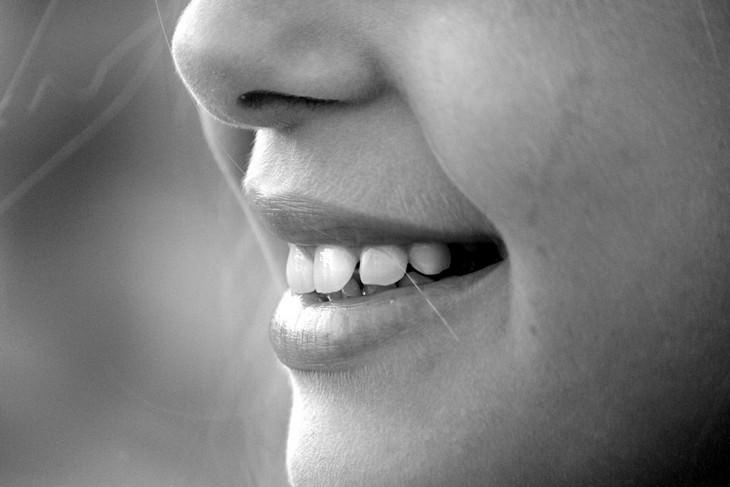חיוך של ילדה