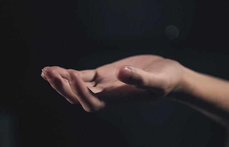 כף יד פתוחה