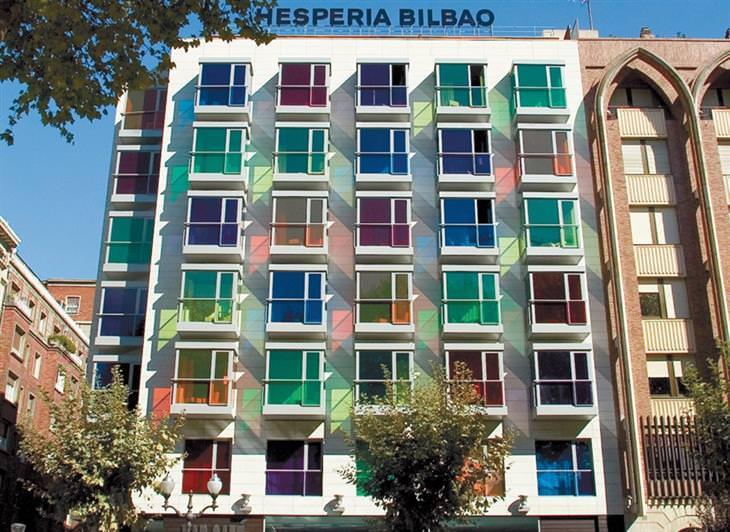 מלון הספריה בילבאו – ביסקאיה, ספרד