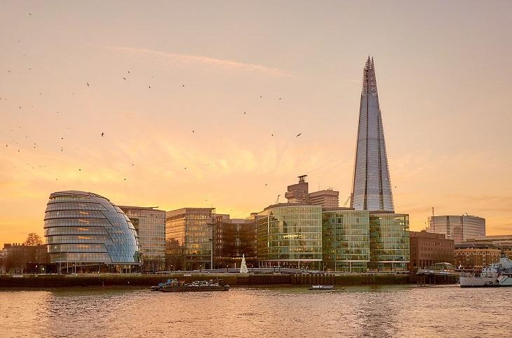 מגדל השארד, לונדון
