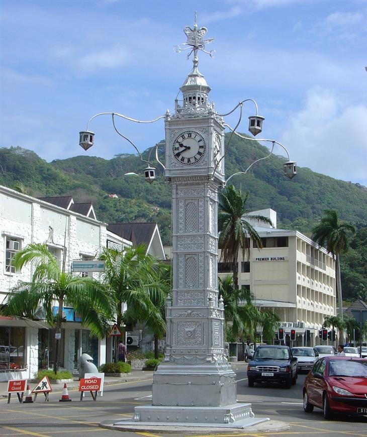מגדל שעון בוויקטוריה