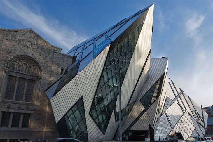 המוזיאון המלכותי של אונטריו, קנדה