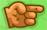 פיראטים מקפצים: יד מצביעה
