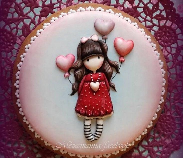 אומנות על עוגיות
