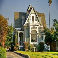 מה הבית שתבחרו מעיד על אופייכם: בית בסגנון ויקטוריאני