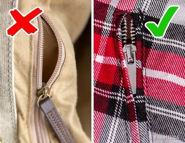 מדריך רכישת בגדים ובדים איכותיים: הסבר על הבדלים בין רוכסנים