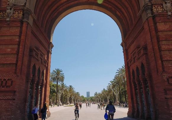 סרטון טיולים: ברצלונה - ספרד