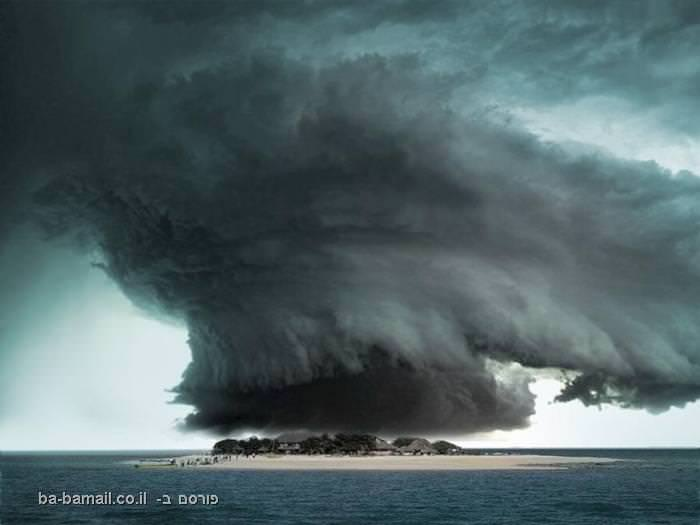 סופות מהעולם - תמונות מדהימות