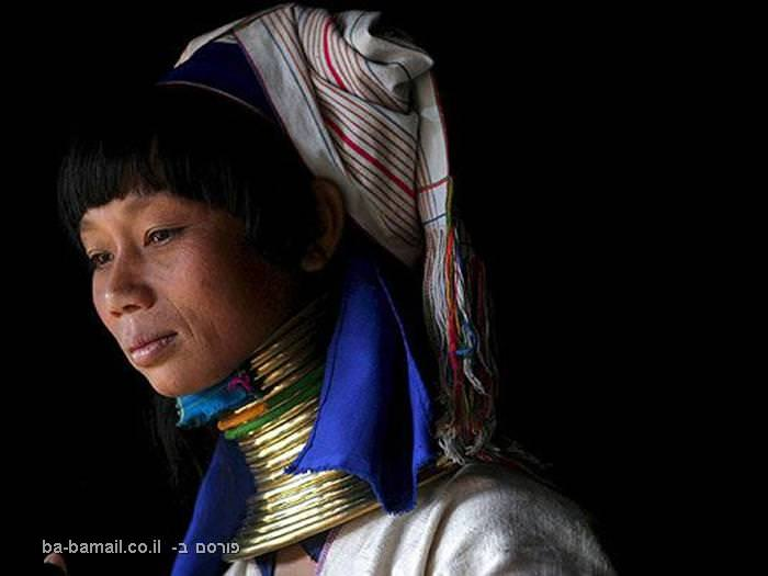 שבט ארוכות הצוואר