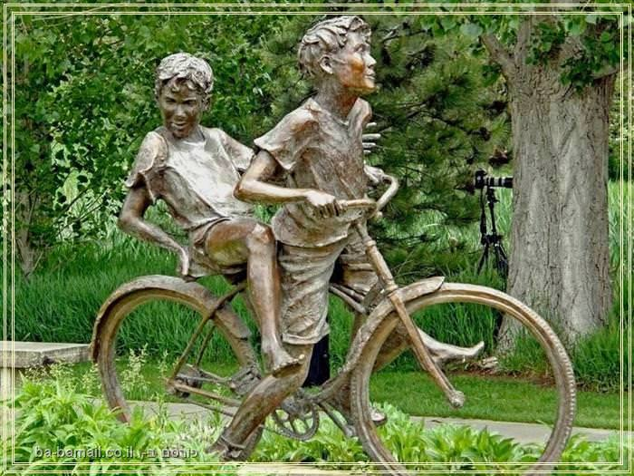 גן הפסלים של בנסון