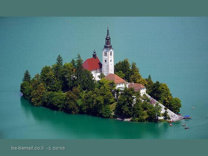 יש אגמים יפים ויש את אגם בלד