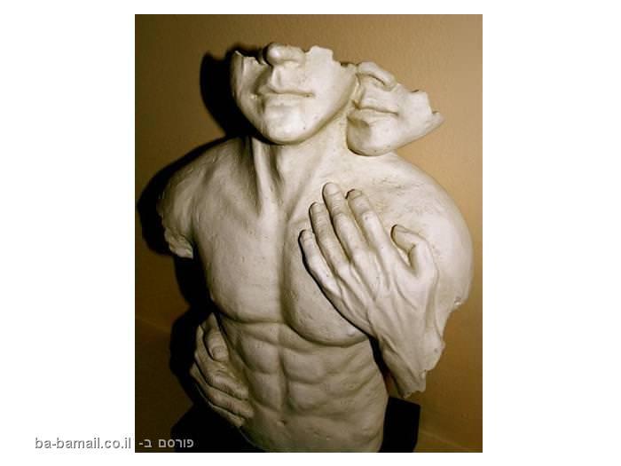 אומנות החיבוק - יצירות מכל העולם