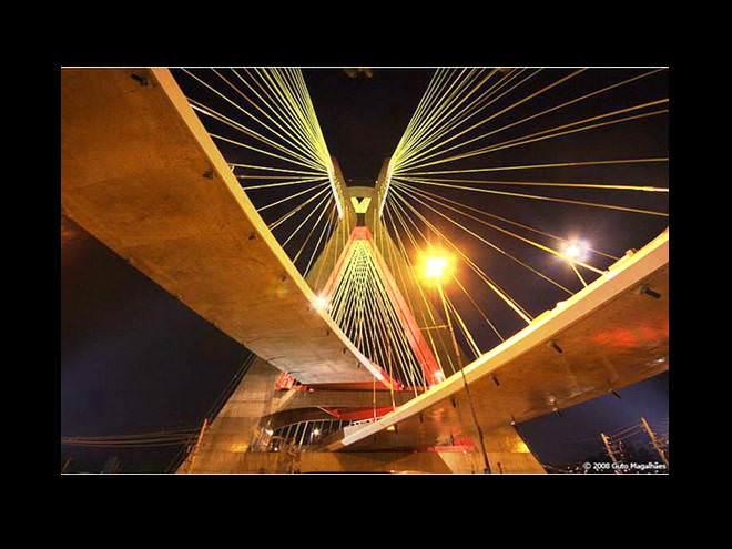 גשר, אוקטסיו פריאס דה אוליבירה, ברזיל
