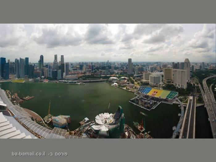 מלון מרינה ביי סאנדס בסינגפור