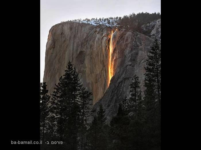 מפלי האש, טבע, נוף, מדהים, תמונה