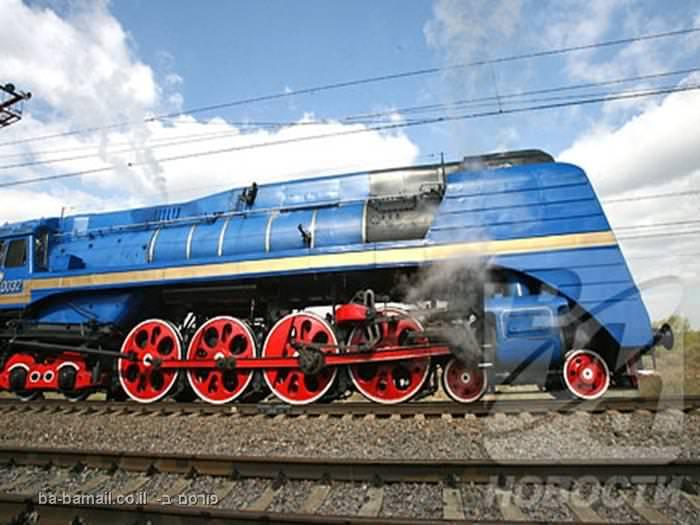 רכבת טרנס-סיבירית, סין, רוסיה, מונגוליה, רכבת