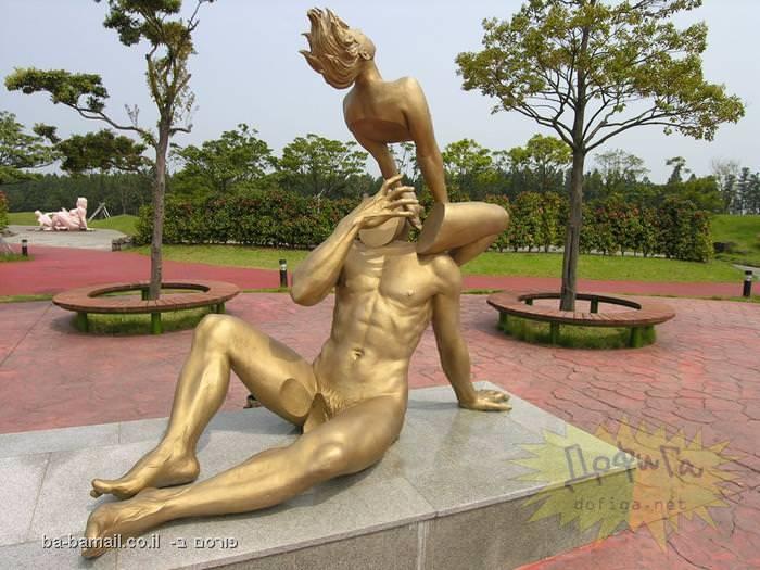 פארק אמנות סקס, אירוטיקה, אמנות אירוטית, ג'גו לאבלאנד, קוריאה, פיסול ארוטי