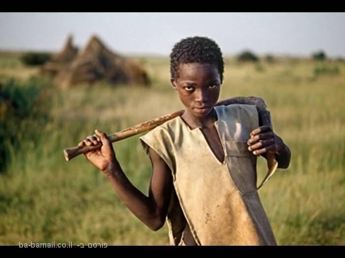 ילדים, עבדות, תנאי עבדות, ילדים עובדים, אפריקה, שדה