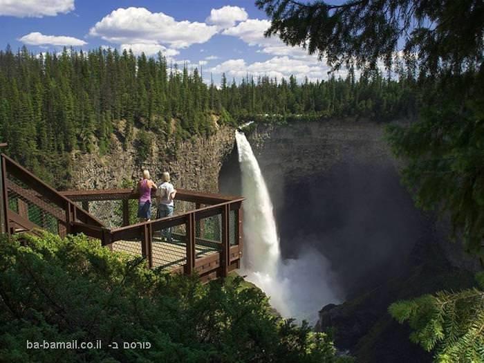 קנדה, מערב קנדה, וונקובר, הרי הרוקי, חו'ל, טיול