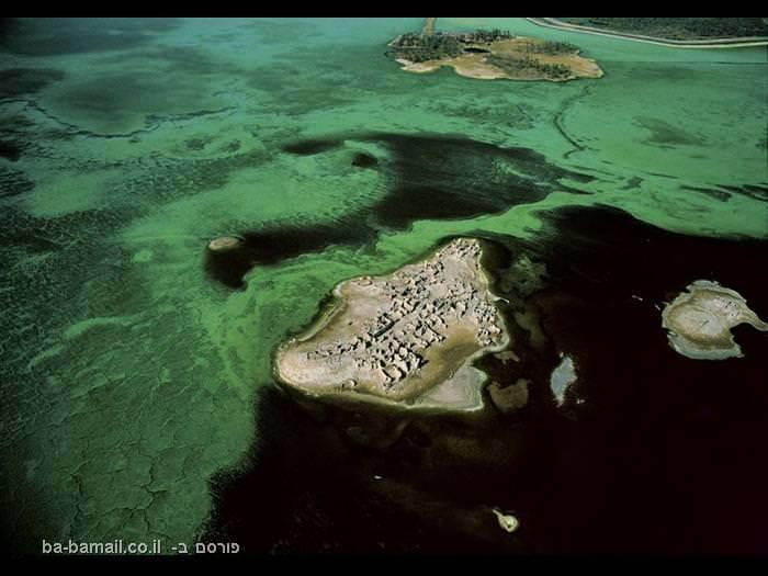 מצרים, מצרים מהאויר, תמונות מדהימות, תמונות מלמעלה, אי, נווה מדבר, סיווה