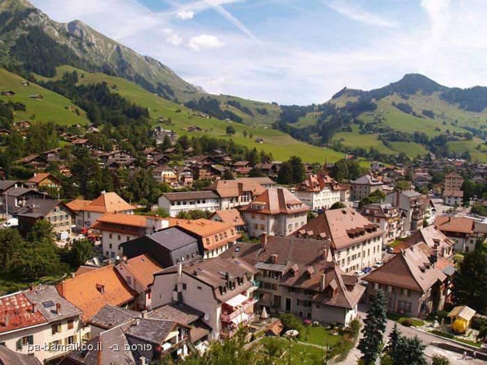 עיירות, אלפים, הרי אלפים, צרפת, אוסטריה