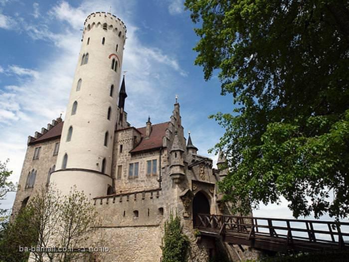 הארכיטקטורה האירופאית לעולם לא מאכזבת