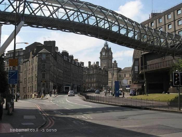 תשכחו מלונדון, זו העיר היפה ביותר בממלכה הבריטית