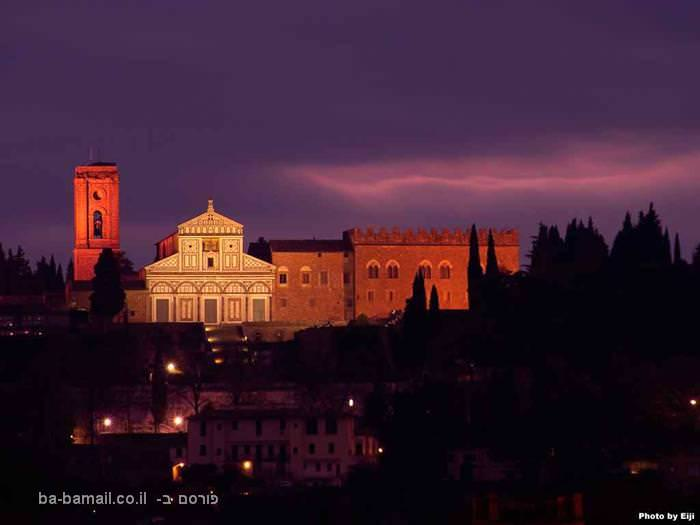 העיר שהוציאה ממנה את גדולי האמנים בהיסטוריה