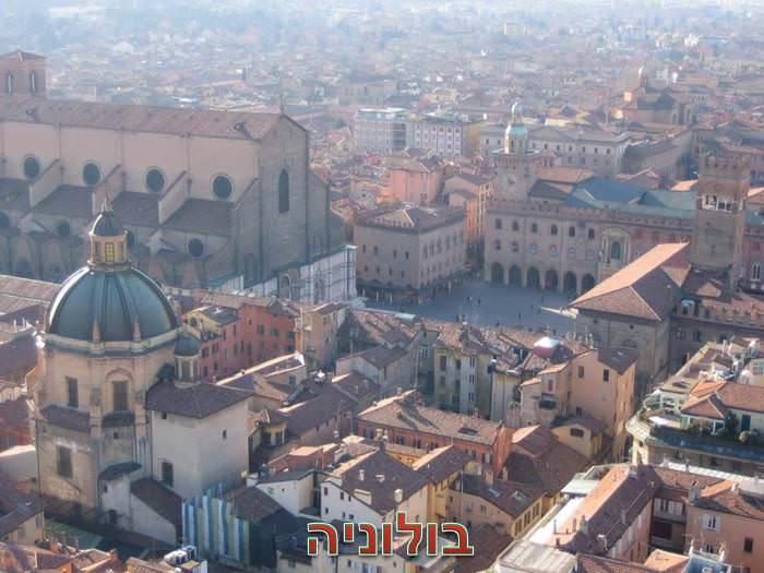 ערי איטליה - סיור מקיף בארץ המגף