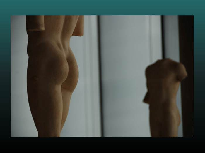 האוצרות העתיקים במוזיאון אקרופוליס החדש