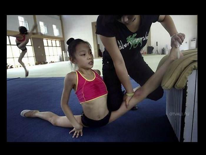 הדרך הנוראית בה ילד סיני הופך למדליסט אולימפי