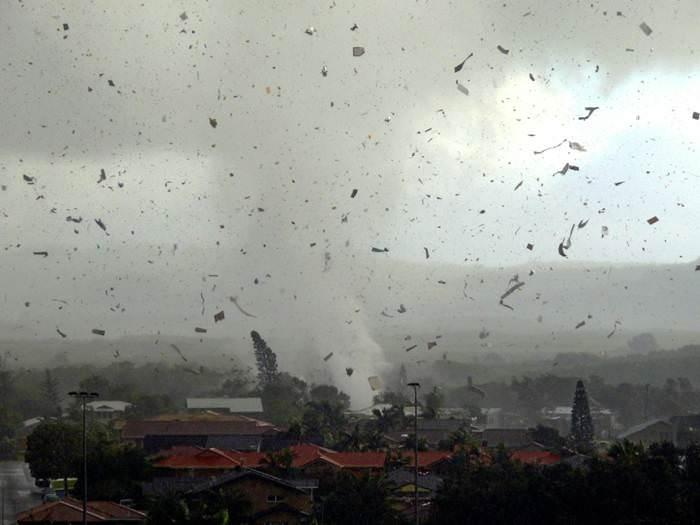 בזמן שאצלנו מבטיחים סערות גשמים - בעולם מקיימים