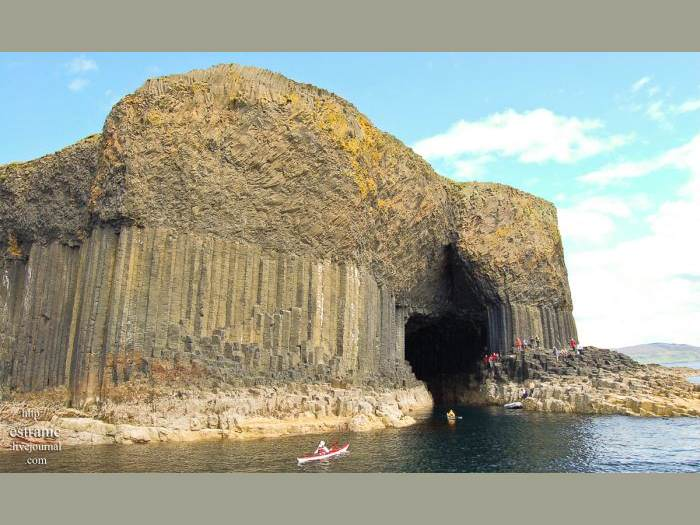 האי סטפה - מפלאי הטבע המדהימים בעולם