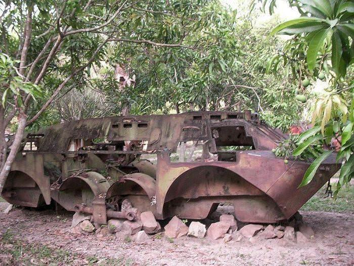 בחסות צבא ארה``ב: מוזיאון המלחמה בקמבודיה