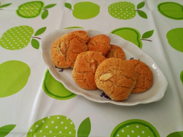 מתכון לעוגיות שקדים טריפוליטאיות של יולי יעל חדד - עבמבר
