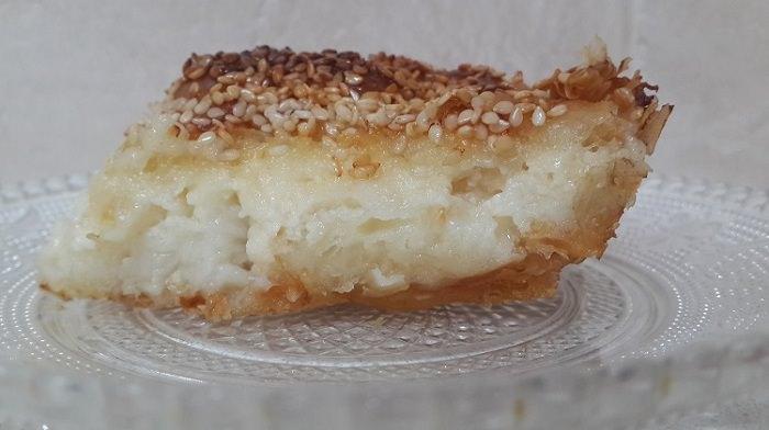 מתכון למאפה מדפי פילו ממולאים גבינות של בתיה דורון