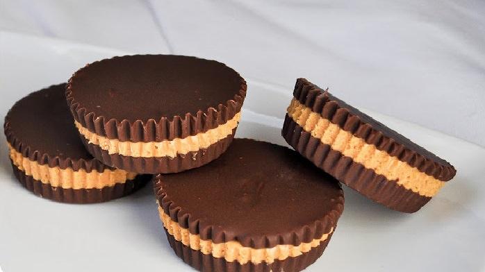 מתכון לעוגיות שוקולד וחמאת בוטנים