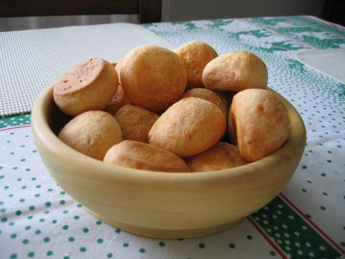 מתכון ללחמניות גבינה ברזילאיות מסורתיות