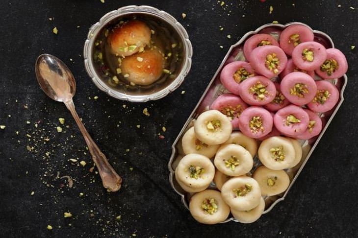 מתכון לפרה הודי של הילה וייס - ממתק הודי