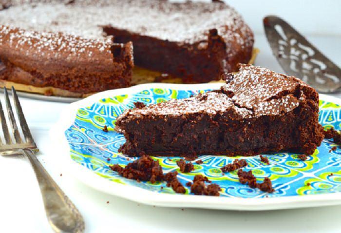 מתכון לעוגת פאדג' שוקולד